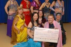 7. 3. 2010 Orientalische Tanzshow